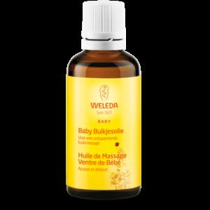 Weleda Weleda - Baby buikjesolie - 50 ml