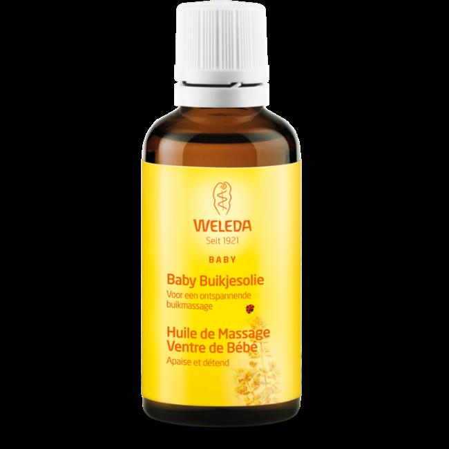 Weleda - Baby buikjesolie - 50 ml