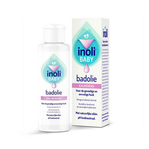 Inoli Inoli Baby - Badolie Kalmerend - 100 ml