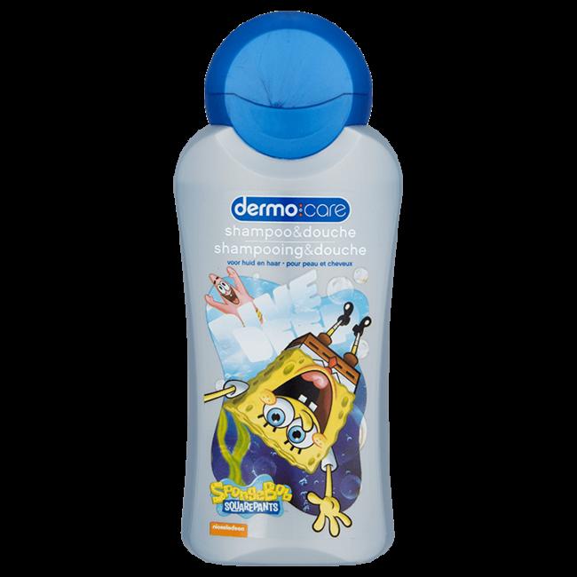 Dermo Care - Shampoo - SpongeBob - 200ml