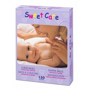 Sweet Care Sweet Care Baby - Luierzakjes Geur Neutraliserend - 150 stuks