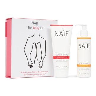 Naïf Naïf Care - The Body Kit - Verwen pakket voor moeders - 2 delig