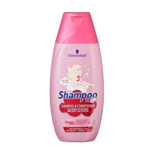 Schwarzkopf Schwarzkopf Kids - Shampoo & Conditioner - 250ml