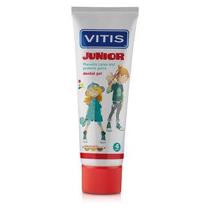 Vitis Vitis Junior - +6 jaar tandpasta/gel - Tutti Frutti smaak