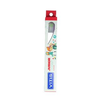 Vitis Vitis Junior - 6+ jaar tandenborstel - Paars