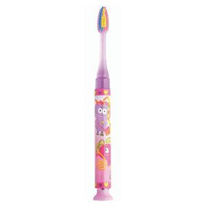 Sunstar-Gum Sunstar Gum Kids  - 7+ jaar tandenborstel - paars