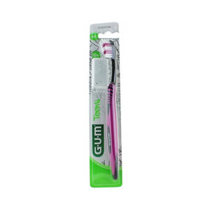 Sunstar-Gum Sunstar Gum Kids  - 10+ jaar tandenborstel - Roze