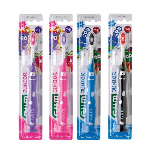 Sunstar-Gum Sunstar Gum Baby  -7-9 jaar tandenborstel - Blauw