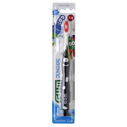 Sunstar-Gum Sunstar Gum Baby  -7-9 jaar tandenborstel - Zwart