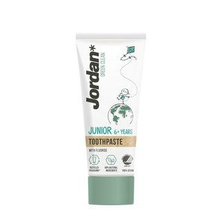 Jordan Jordan Junior 6+ - Green Clean Biologische tandpasta - 50ml
