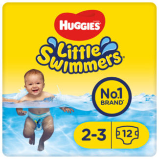 Huggies Huggies Little Swimmers - Maat 2-3 (3-8KG) 12 stuks