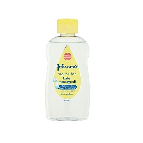 Johnson's Johnson's Baby Massage Olie  - Top-tot-teen - 200ml