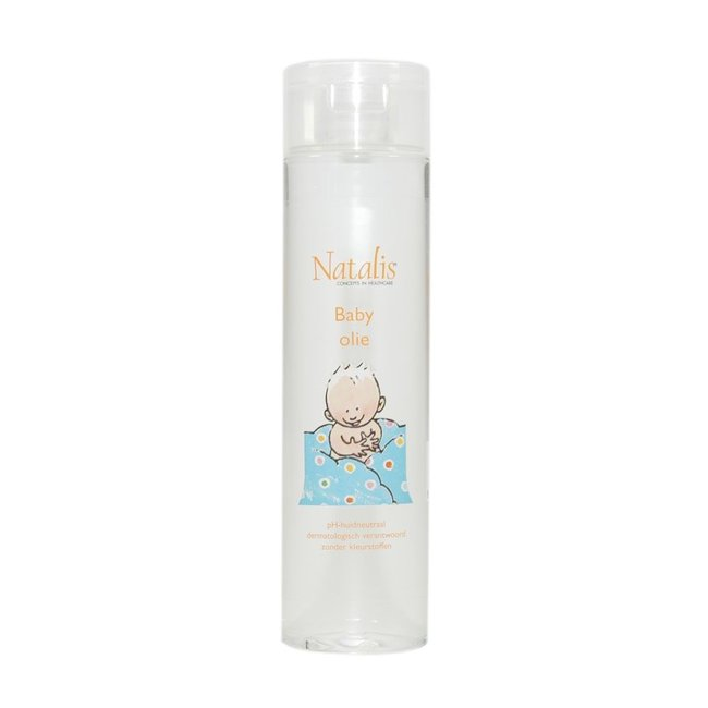 Natalis Natalis - Baby Olie - 250ml