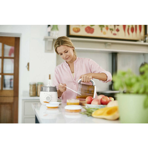 Philips Avent Philips Avent -  4-in-1 Babyvoedingmaker - Moeiteloos voedzame babymaaltijden bereiden