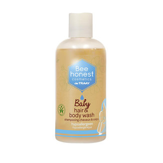 Bee Honest Bee Honest - Baby Haar- en Bodywash - 250ml