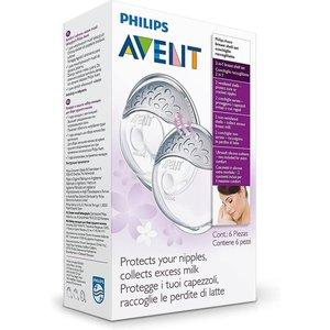 Philips Avent Philips Avent - Borstschelpen tepel beschermer - 2 stuks