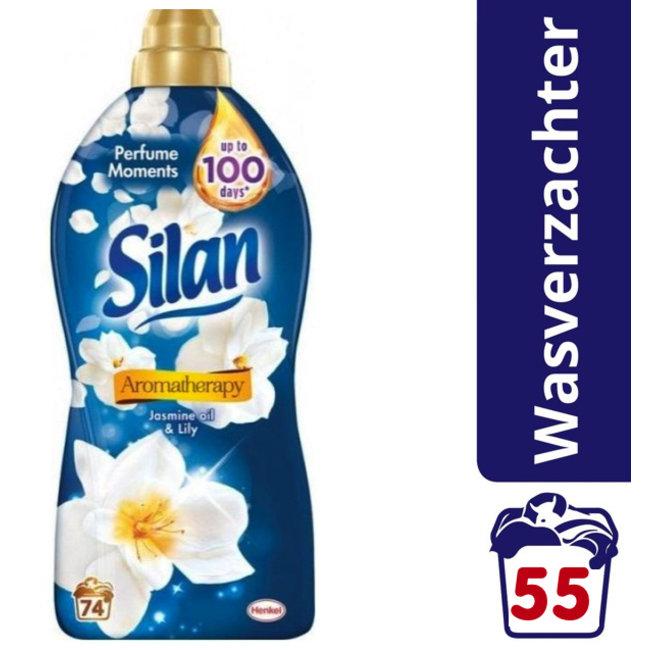 Silan Silan - Wasverzachter - Jasmijnolie & Royal Lily - 1375ml