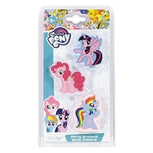 Kokomo My Little Pony - Bad bruistabletten - 3 stuks