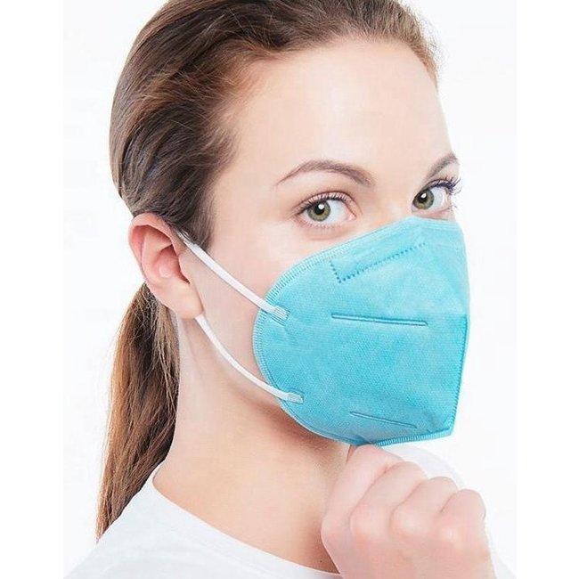 Mondkapje Medische Mondkapjes  - 97% filter N97 - 5 pack gezichtsmasker