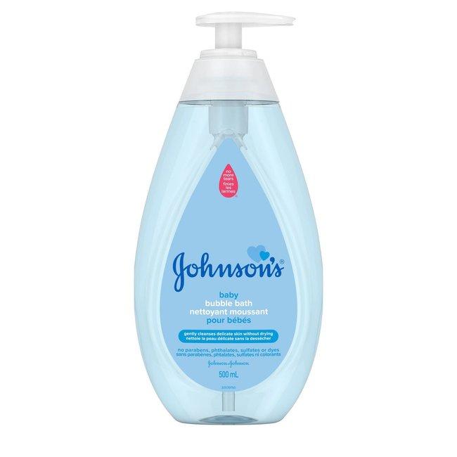 Johnson's Johnson's - Baby Badolie - Pure & Gentle - 750ml - Inclusief pomp