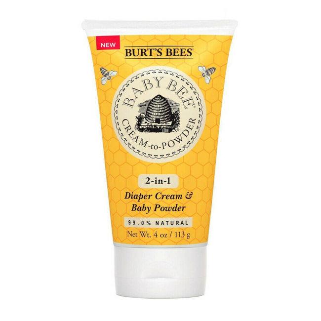 Burt's Bee's Baby Bee - Luiercreme Babypoeder - 113gr