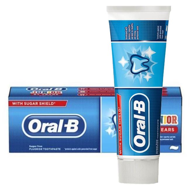 Oral B Oral B Junior Tandpasta - 75 ml  - Met suikerschild