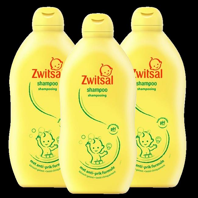 Zwitsal Zwitsal Baby - Shampoo - 3 x 700ml  - Voordeelverpakking