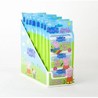 Peppa Pig Peppa Pig - Hand & Gezichtsdoekjes Snoetenpoetsers - 30 doekjes