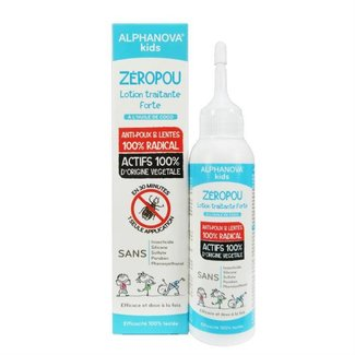 Alphanova Alphanova Kids - Anti Luis Treatment - Zonder Pesticide