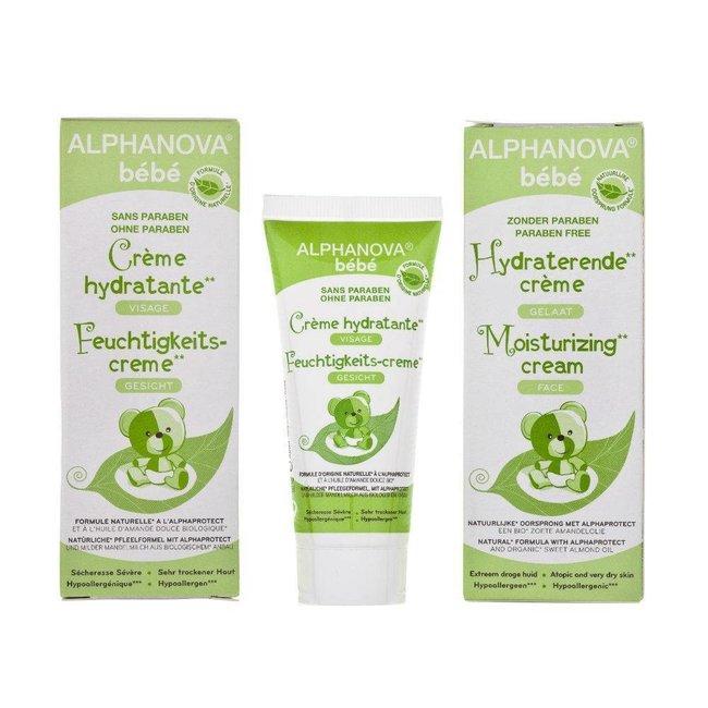 Alphanova Bébé - Hydraterende Body Melk - 100ml - Biologisch