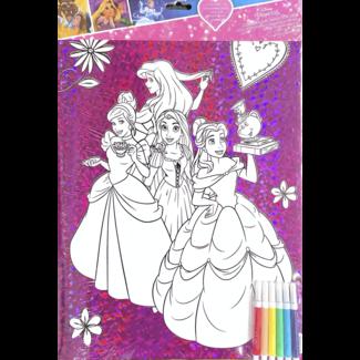 Disney Disney - Princess Kleurplaat