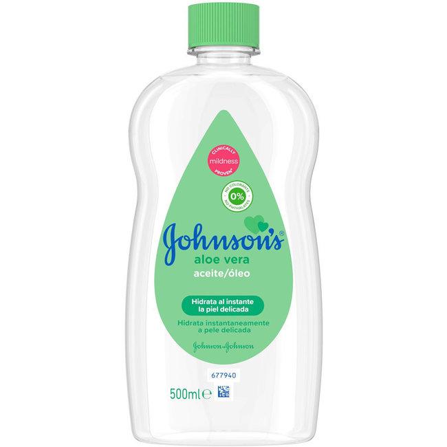 Johnson's - Baby Olie - Aloe Vera - 500 ml