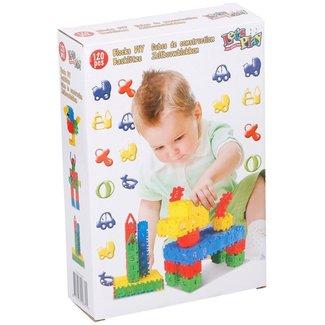 Let's Play Let's Play - Bouwblokjes 138 stuks