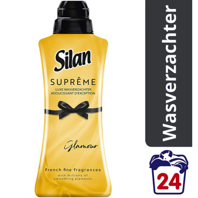 Silan Silan - Wasverzachter Suprême Glamour - 24 wasbeurten