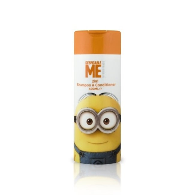 Minions Minions - Shampoo 2-1 - 400ml