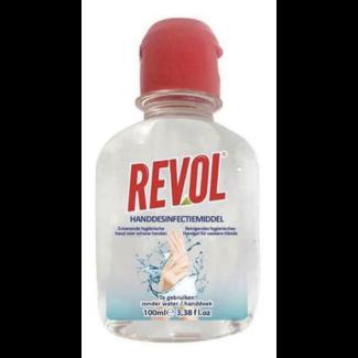 Revol Revol - Desinfectie Vloeibaar - 75% alcohol - 100ml