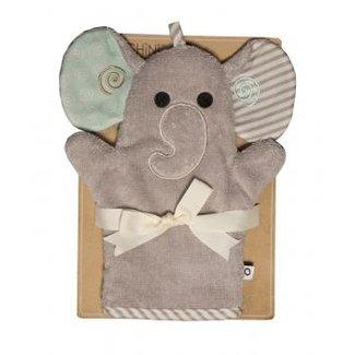 Zoochini Zoochini - Baby washandjes - Olifant