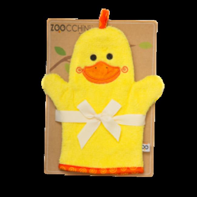 Zoochini - Baby washandjes - Eend