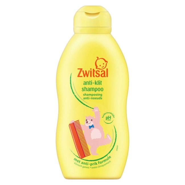 Zwitsal - Anti-klit Shampoo - 200ml - Beestenboel