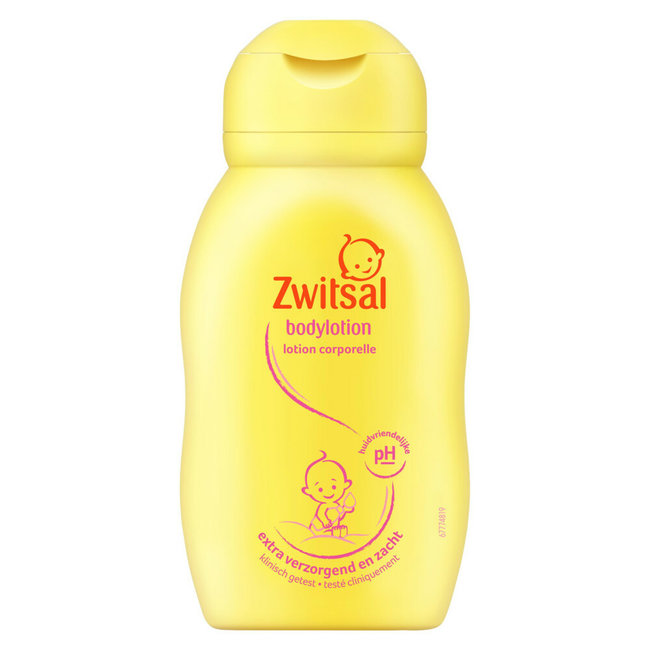 Zwitsal Zwitsal - Bodylotion - 75ml - Mini Reis Verpakking