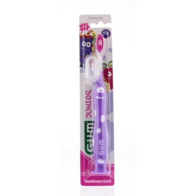 Sunstar Gum Baby - 7-9 jaar tandenborstel - Paars