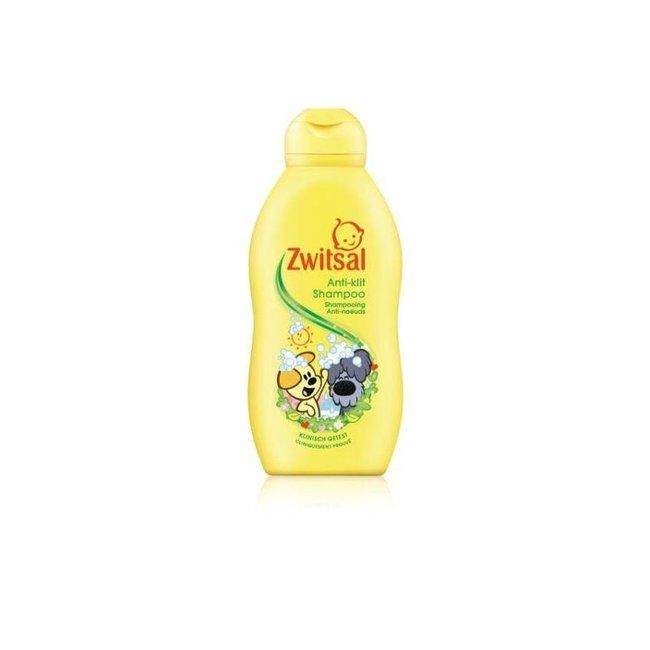 Zwitsal Zwitsal - Anti-Klit Shampoo - Woezel & Pip - 200ml