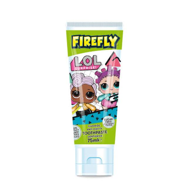 Firefly - L.O.L Suprise - Tandpasta - 75ml - Aardbei Smaak