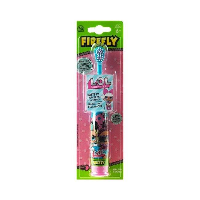 Nickelodeon FireFly - L.O.L Suprise - Elektrische tandenborstel - 6+