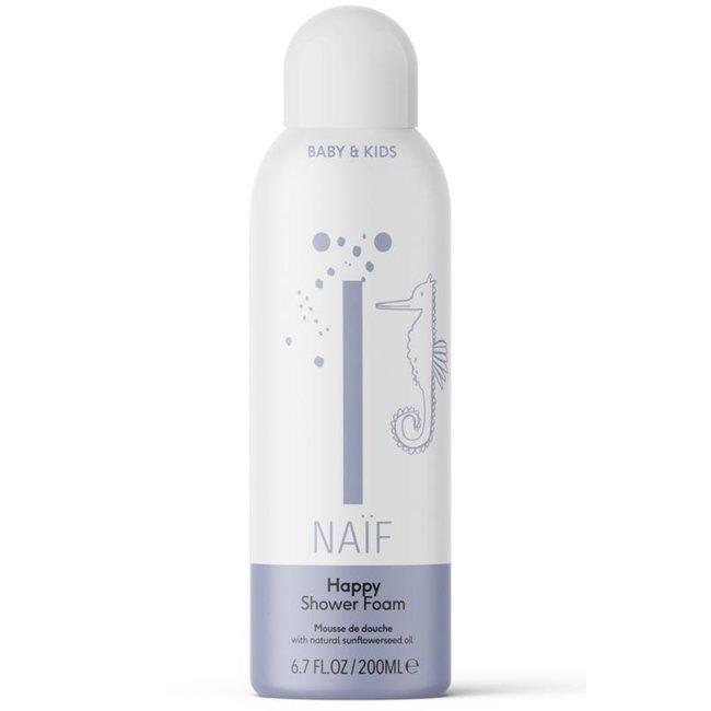 Naïf - Happy Shower Foam - 200ml