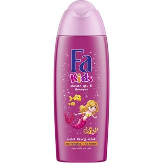 FA FA Kids - Shampoo & Douchegel - Mermaid - 250ml