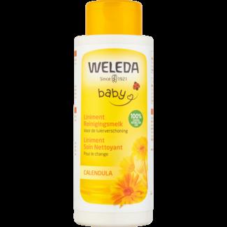 Weleda Weleda Calendula - Liniment Reinigingsmelk - 400ml - Voor luierverschoning