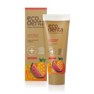 Eco Denta Eco Denta - Kinder tandpasta - Juicy Fruit - 75ml