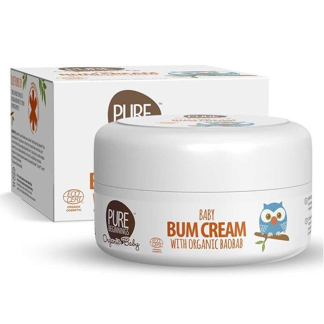 Pure Beginnings Pure Beginnings - Luier & Billencrème - 125ml