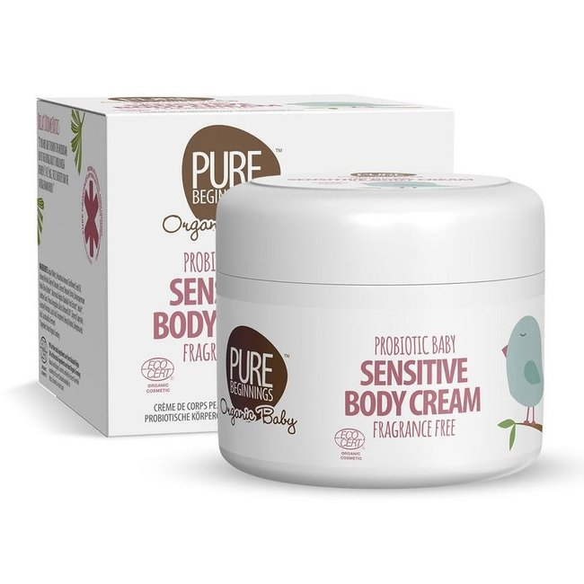 Pure Beginnings Pure Beginnings - Baby Sensitive Bodycrème - 250ml